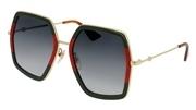 Покупка или увеличение этой картинки, Gucci GG0106S-007.